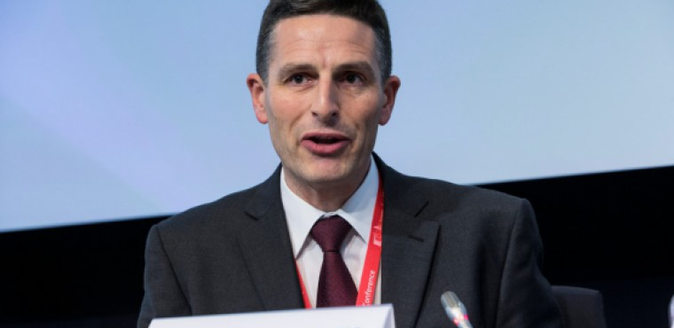 Benoît HAREL at the 2017 IAS Conference