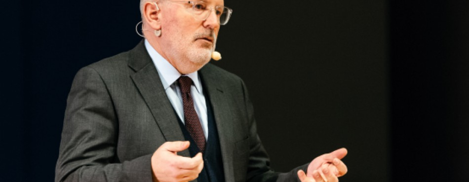 FVP Timmermans_Citizens Dialogue in Krakow_2