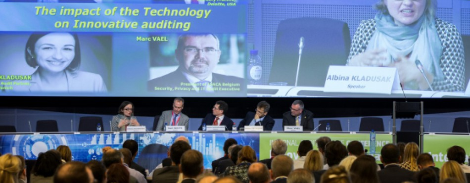 The impact of technology on innovative auditing panel