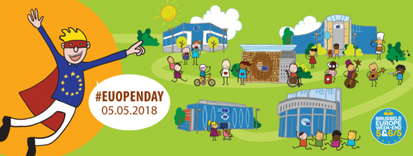#EUopenDay 2018