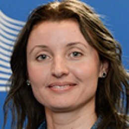 Assistant to the Chief Spokesperson Kristyna Eeckels
