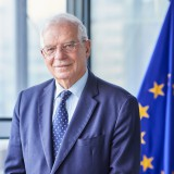 A picture of Commissioner Josep Borrell Fontelles