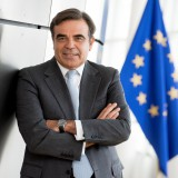 A picture of Commissioner Margaritis Schinas