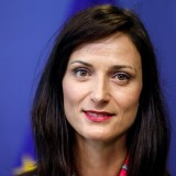A picture of Commissioner Mariya Gabriel
