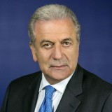 Commissioner for Migration, Home Affairs and Citizenship Dimitris Avramopoulos