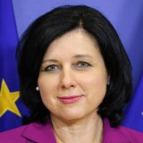 Commissioner for Justice, Consumers and Gender Equality Věra Jourová