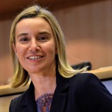 High Representative of the Union for Foreign Affairs and Security Policy / Vice-President of the Commission Federica Mogherini