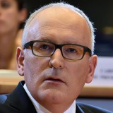 First Vice-President for Better Regulation, Interinstitutional Relations, the Rule of Law and the Charter of Fundamental Rights Frans Timmermans