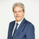 A picture of Commissioner Paolo Gentiloni