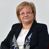 Deputy Director-General for European Statistics Mariana Kotzeva