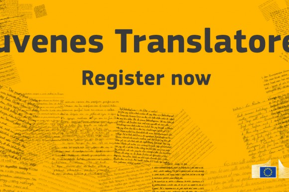 Juvenes Translatores - register now