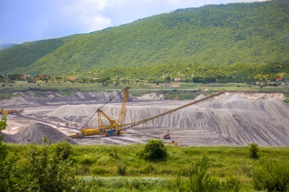 Coal regions Western Balkans and Ukraine