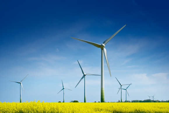electricity from renewable energy sources