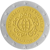 San Marino - 2 euros - International Year of Sustainable Tourism for Development