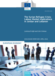 The Syrian Refugee Crisis: Labour Market Implications in Jordan and Lebanon