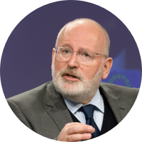 frans timmermans photo