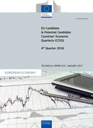 EU Candidate & Potential Candidate Countries' Economic Quarterly – 4th Quarter 2016