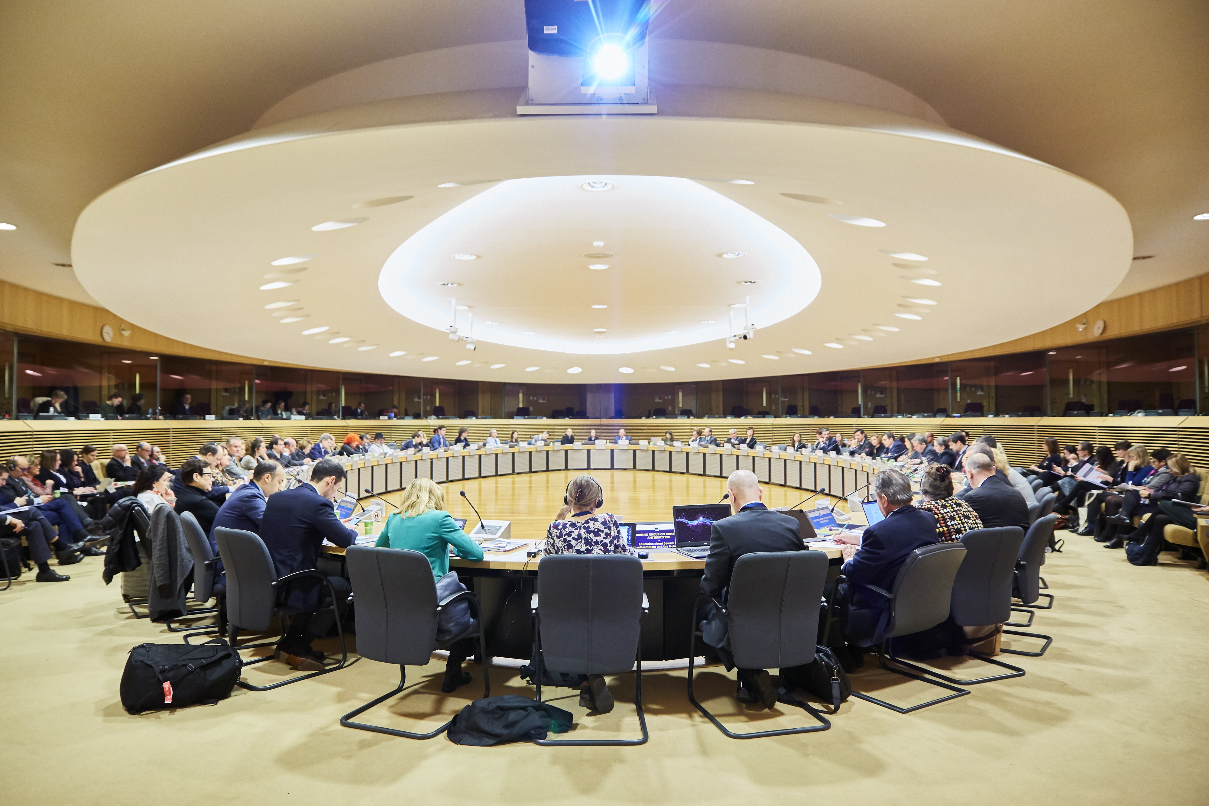 Picture of Commission working group on antisemitism