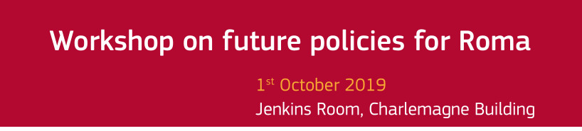 Workshop on future policies for Roma