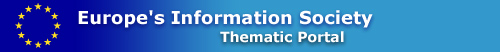 Europe's Information Society: Thematic Portal