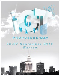 ICT proposers' day 2012 poster