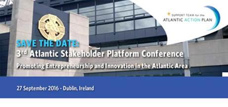 Atlantic stakeholder conference 27 September 2016