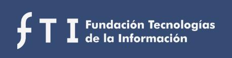 Fundación Tecnologías de la Información logo