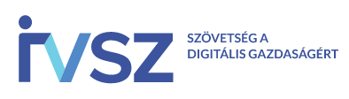 ICT Association of Hungary (IVSZ) logo