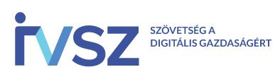ICT Association of Hungary (IVSZ) logo