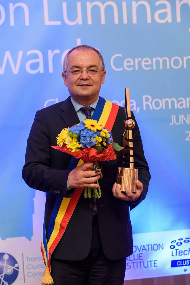 Emil Boc award