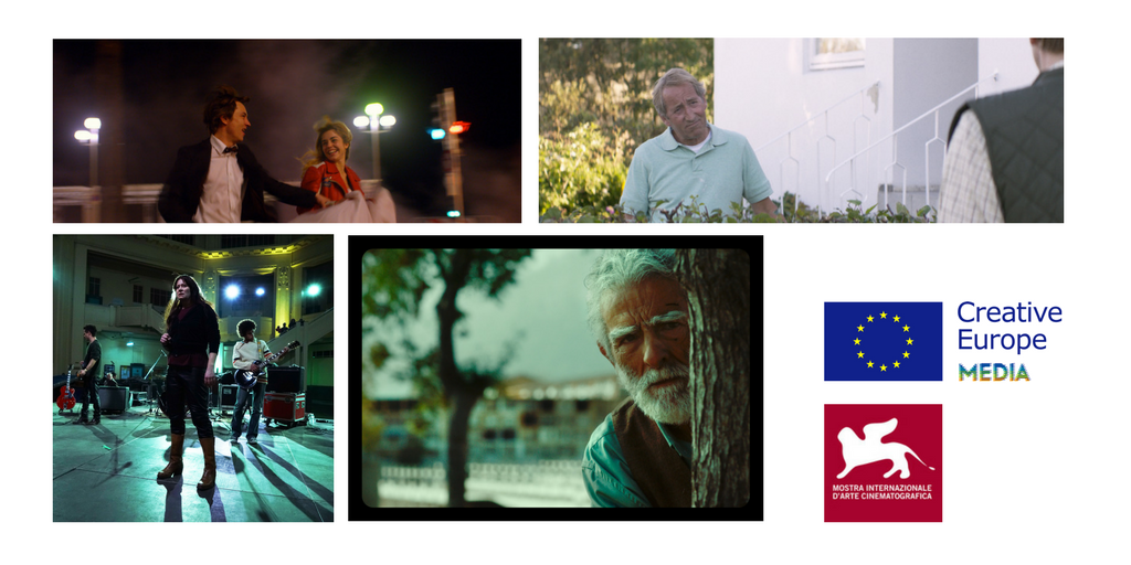 Orizzonti competition features four films funded by the MEDIA Programme