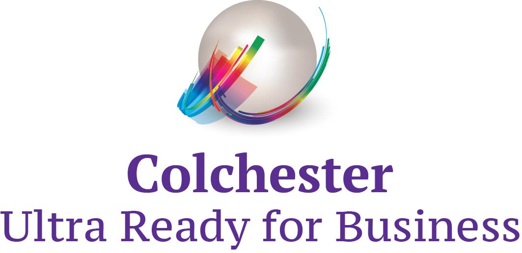 Logo Colchester Business Broadband, UK