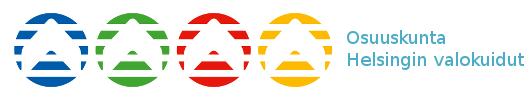 Logo The Helsinki Optical Fibre Cooperative, Finland