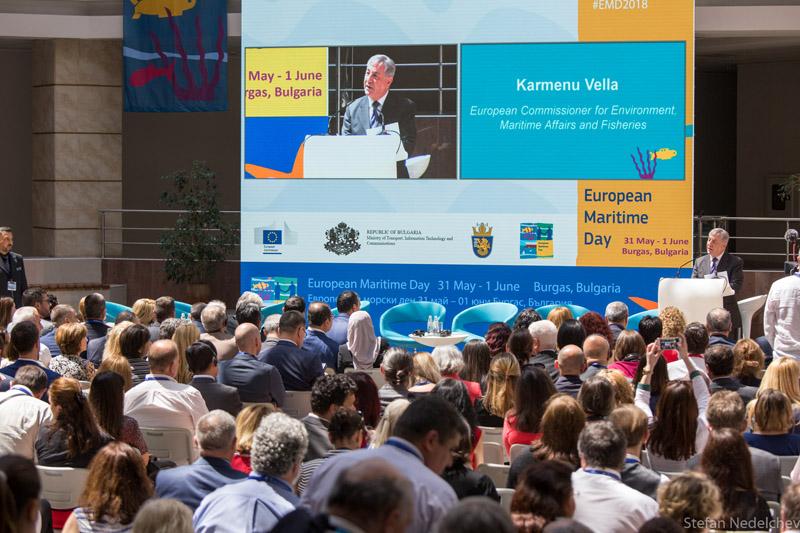 EMD 2018 in Burgas