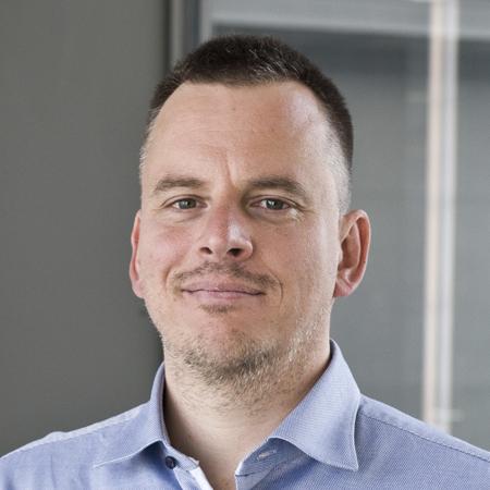 Picture of Wojciech Stramski, CEO Beyond.pl