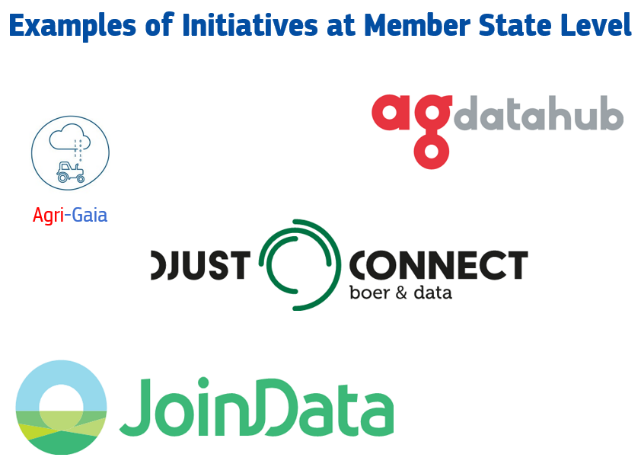 Examples of initiatives established by EU Member States.