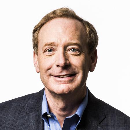 Brad Smith, President, Microsoft