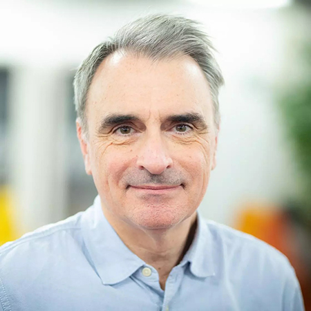 Michel Paulin, CEO OVHCloud