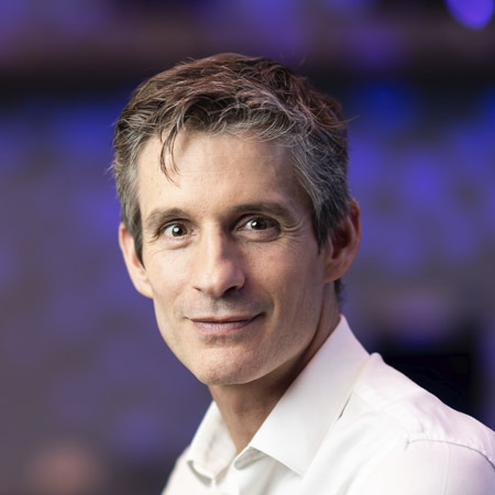 Guillaume Boutin, CEO Proximus