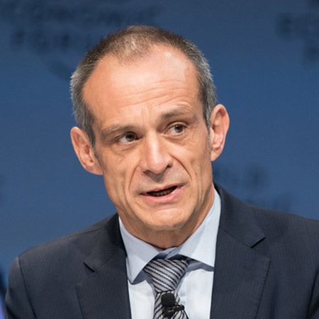 Jean-Pascal Tricoire, CEO Schneider Electric