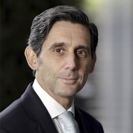 José María Álvarez-Pallete, Chairman and CEO, Telefónica