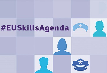 New skills agenda a blueprint for sectoral cooperation on skills the modern economy calls for a very wide range of skills new and emerging industry sectors may require skills that are not even taught yet malvernweather Images