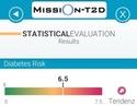 MISSION-T2D features in anti-diabetes app