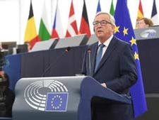 State of the Union Address 2016 by Jean-Claude Juncker, President of the EC © European Union