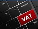Computer keyboard with VAT button @ thinkstockphotos