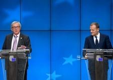 Jean-Claude Juncker, Donald Tusk © European Union 2017