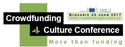Crowdfunding4Culture Conference logo