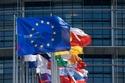 EU flags image