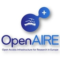 This is the logo of OpenAire. There is no picture.