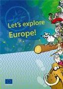 'Let's explore Europe!' cover